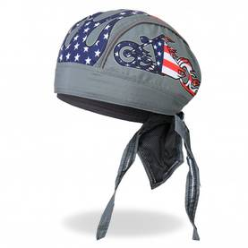 Headwrap,Hot Leathers, American Bike - Headwrapit - HW170 - 1