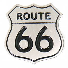 Pinssi, Hot Leathers, Route 66 - Pinssit - PNS50 - 1