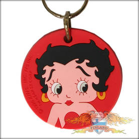 Avaimenperä, Betty Boop - Avaimenperät - PER12 - 1
