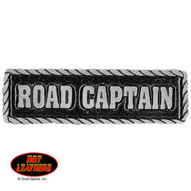 Pinssi-Hot Leathers-Road Captain-PNS23 - Pinssit - PNS23 - 1