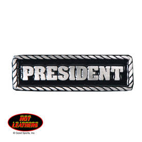 Pinssi-Hot Leathers-President-PNS24 - Pinssit - PNS24 - 1