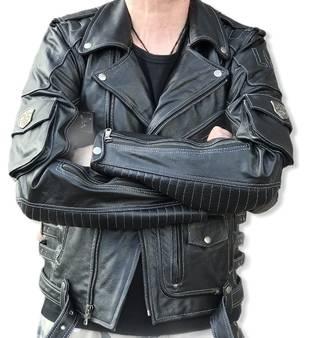 Miesten takit netistä Leather Heavenin takkivalikoima