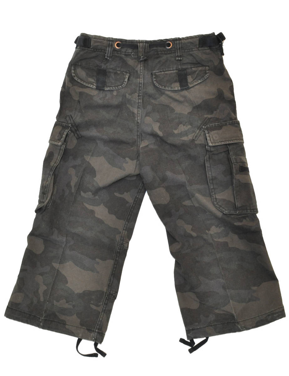 Shortsit, Industry Vintage 3/4, darkcamo - Shortsit - HO286 - 2