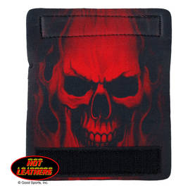 Hot Leathers-Ghost Skull Throttle Art-MPS36 - Ajovarusteet - MPS36 - 1