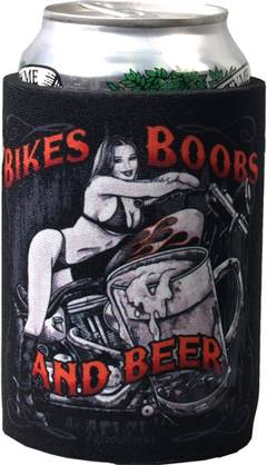 Tölkki Cooler,Hot Leathers, Bikers Boobs - Astiat - PRT567 - 1