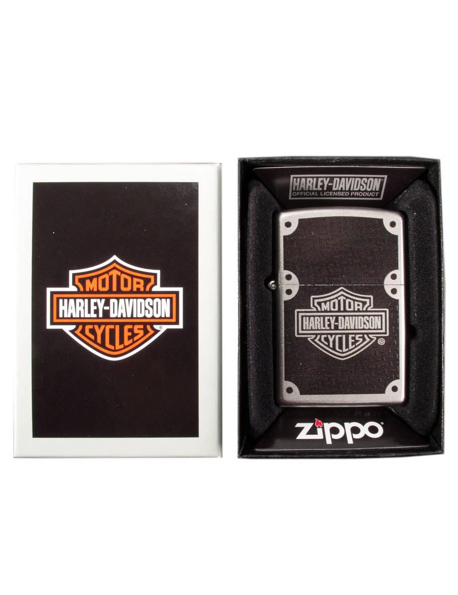 Zippo Harley Davidson Мотоциклы