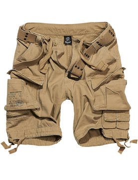 Shortsit, Brandit Savage, beige - Shortsit - HO409 - 1